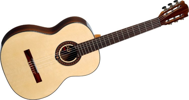 Natural Gloss Classical Acoustic Guitar