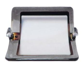 Shure Transmitter LCD Lens