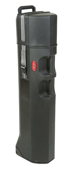 Roto-Molded Camera Tripod Case with Wheels