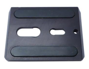 Plate with Rubber Pads for Video 14