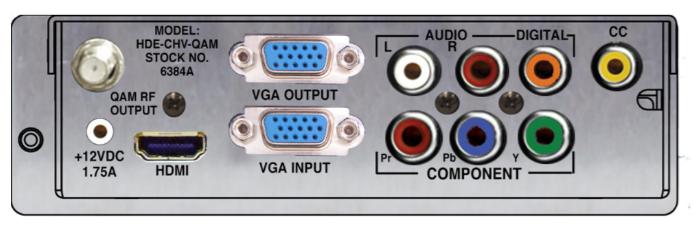 MPEG-2 HD Encoder