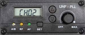 Any Spot Traveler PA System with Audio Link Receiver