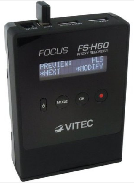 H.264 Recorder with HDMI Input/Loopthrough
