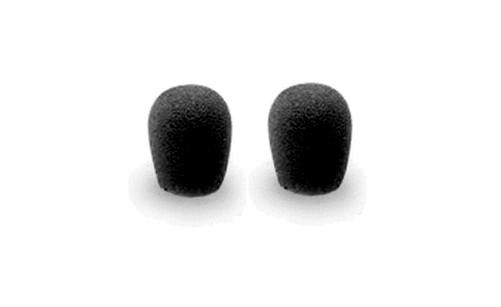 5-pack of High Density Windscreens in Black