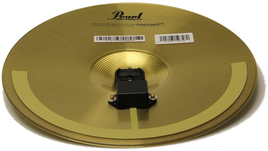 "13"" E-Pro Series Brass Hybrid Crash Cymbal"