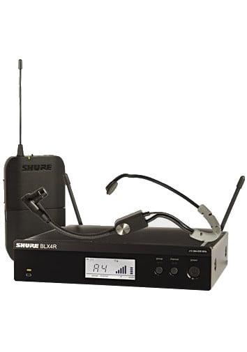 Headworn Wireless System with SM35 Headset Microphone, 602-620 MHz