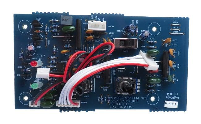 Mix PCB for MSR800W