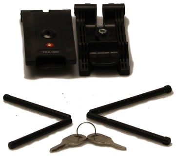 Large TSA Locking Latch Kit