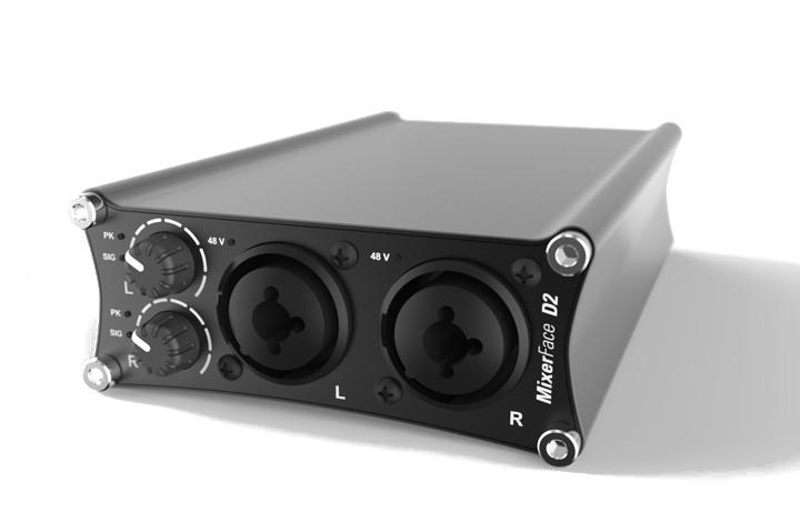 24-bit/192kHz Mobile Phone USB Audio Interface