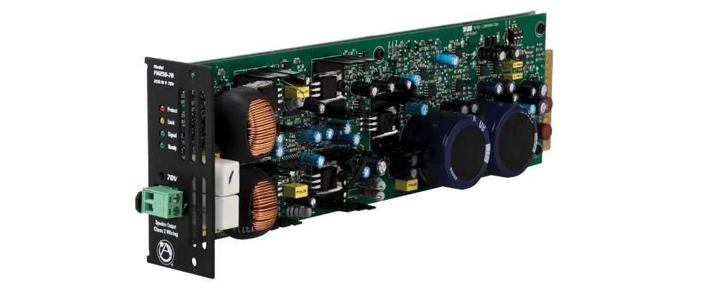 70V Amplifier Card Module for F6-MF