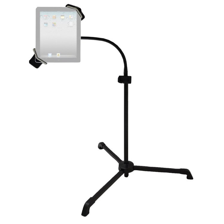"Tripod Floor Stand for 8-10"" Tablets"