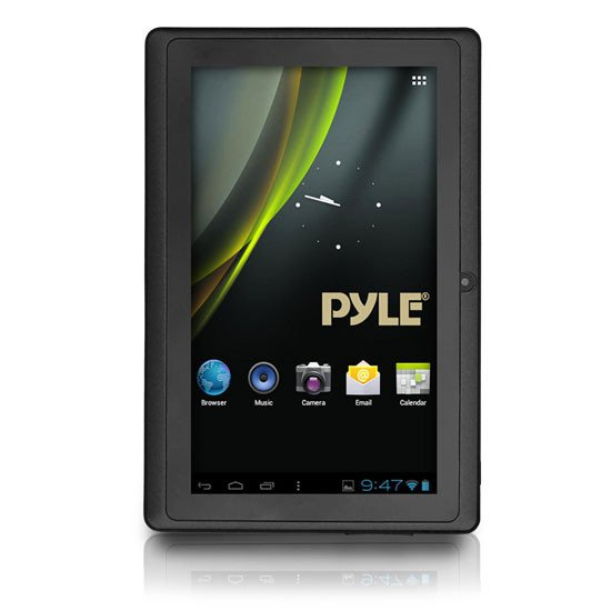 "7"" Android Tablet with Bluetooth"