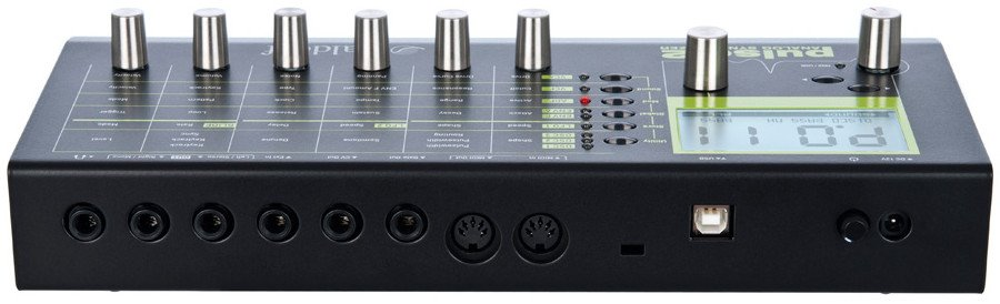 Analog Synthesizer Module