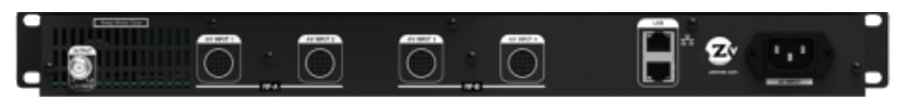 4 Channels HD 720p Digital Encoder - Modulator