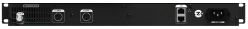 2 Channels HD 1080p/i Digital Encoder - Modulator