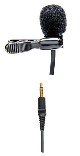 Lapel Microphone for Smartphones