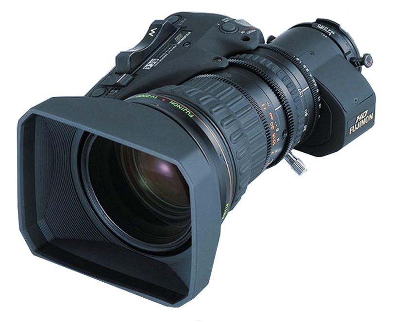 """Fujinon 2/3"""" HD ENG Style Lens"""