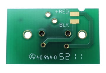 Battery Contact PCB for TR800