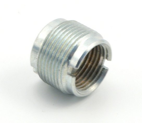 "3/8"" F to 5/8"" M Microphone Thread Adapter"