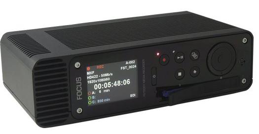 Portable SxS Field Recorder