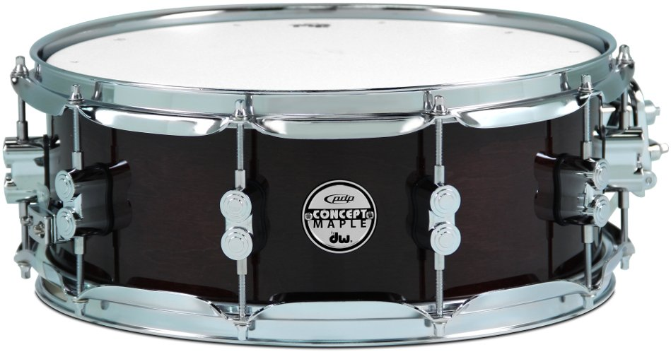 """5.5"""" x 14"""" Concept Series 10 Ply Maple Snare Drum"""