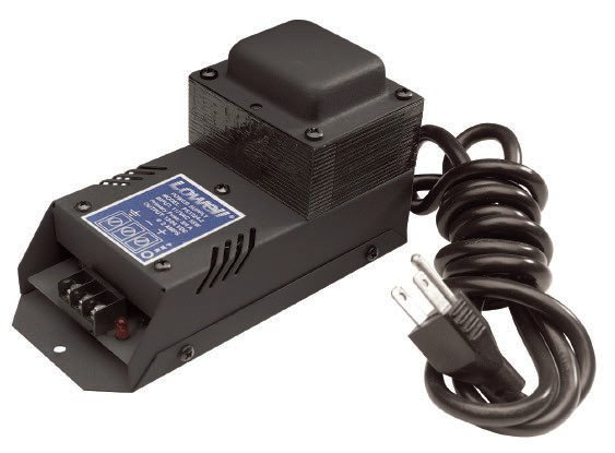 Lowell PS1224-2 Power Supply, 2A, 6-12-24VDC, 6