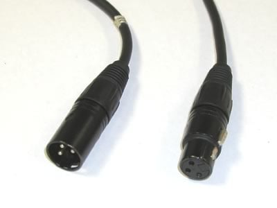 50 ft XLR Microphone Extension Cable