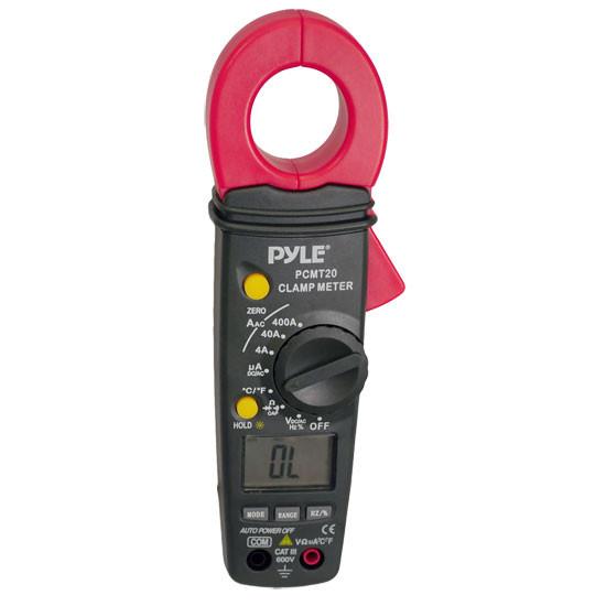 Pyle Pro PCMT20  Digital AC/DC Auto-Ranging Clamp Meter PCMT20