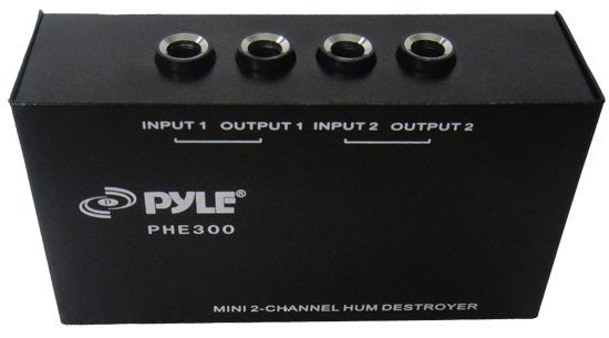2-Channel Hum Destroyer