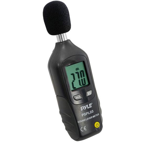Miniature SPL Meter
