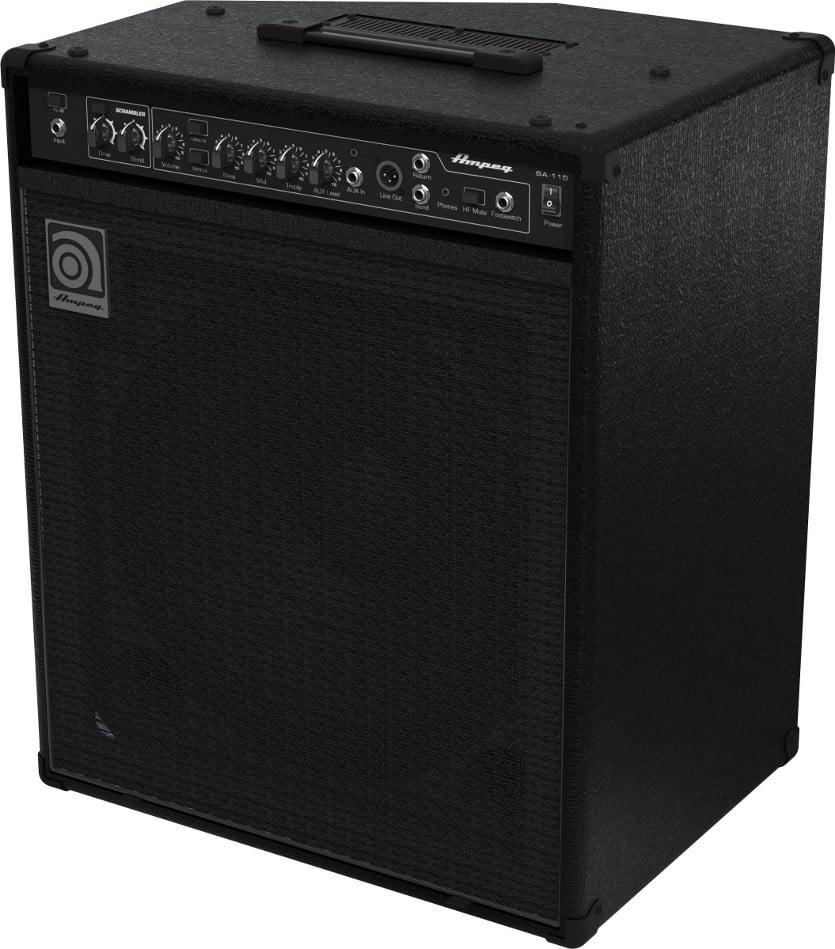 """150W 1x15"""" Bass Combo Amplifier"""