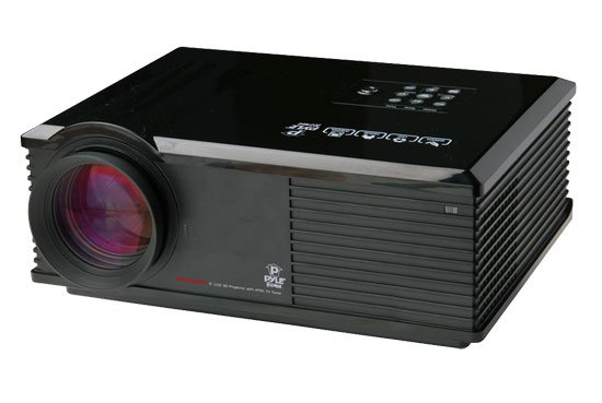 2800 Lumens Widescreen LED Projector