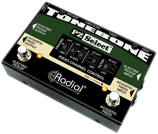 Tonebone 2-Channel Pickup Selector