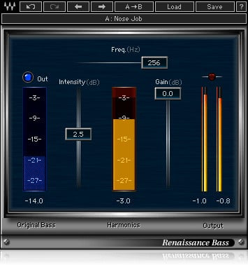 Bass Enhancement Plugin