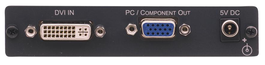 Kramer FC-32 DVI to Computer Graphics-Component-HDTV Video Format Converter FC32