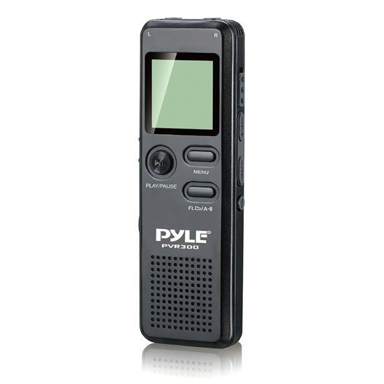 4 GB Digital Voice Recorder