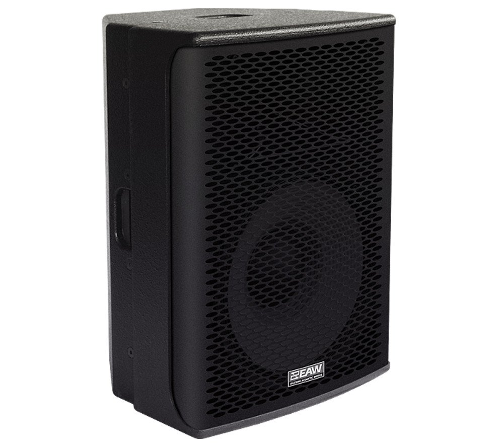 650W 2-Way Speaker in Black