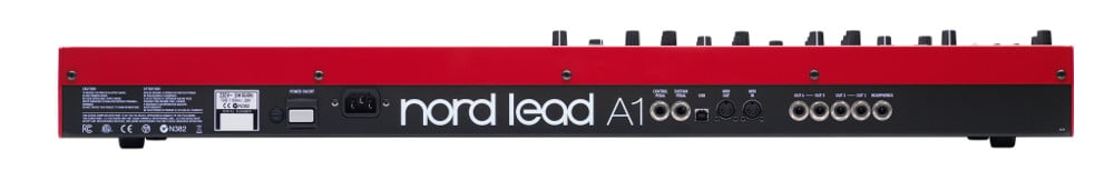 Nord USA Lead A1 49-Key 24-Voice Analog Modeling Synthesizer NORD-LEAD-A1