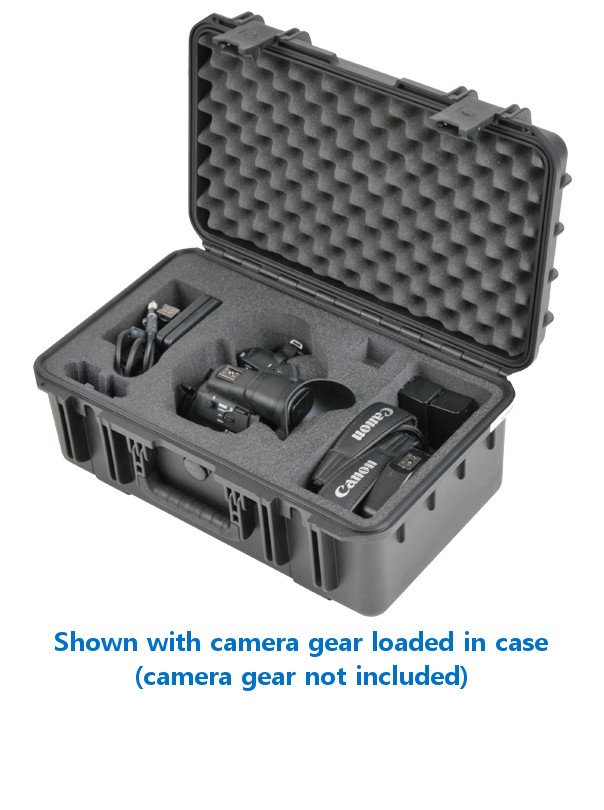 iSeries Case for Canon C300 or C500 Airline Carry-on