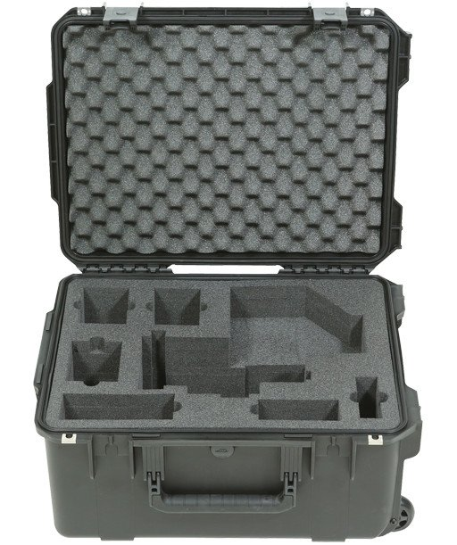 iSeries Watertight Case for Sony F5 or F55 Video Camera w/Wheels and Pull Handle