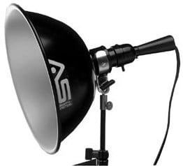 "10"" Adapta-Light with UM-6 Umbrella Mount"
