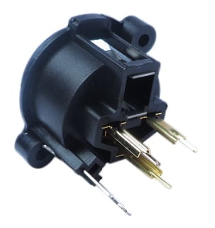 XLR Connector for EMX88S