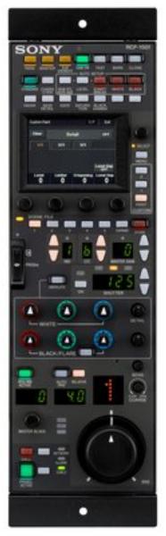 Remote Control Panel (Standard)