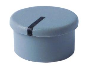 Grey Rotary Knob Cap for GL2