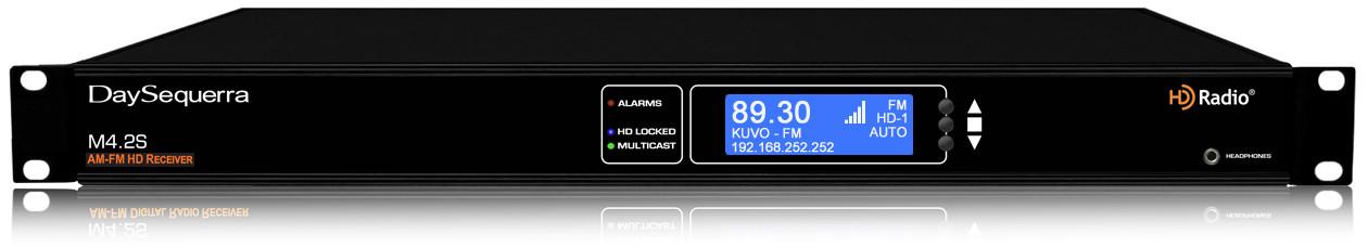 HD AM-FM Broadcast Receiver