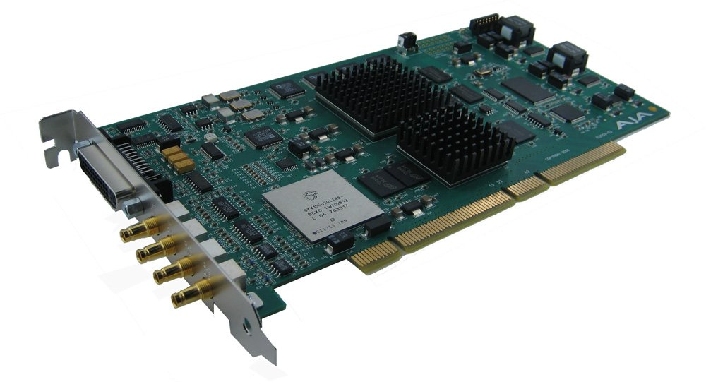 PCI-X Video Capture Card for Mac OSX, Requires PCI-X Slot