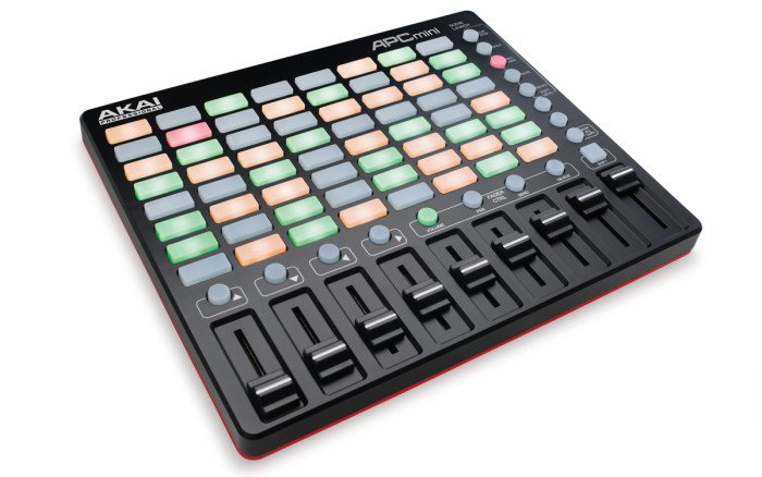 Miniature Performance Controller for Ableton Live