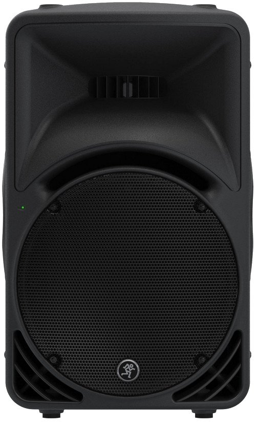 """2-Way, 12"""" 1,000 Watt Biamped Portable Powered Loudspeaker"""
