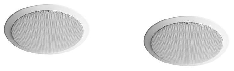 """1 Pair of 6.5"""" Ceiling Speakers"""