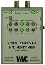 VT-1 Video Signal Tester